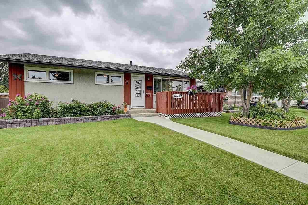 House for sale at 15752 107a Ave Nw Edmonton Alberta - MLS: E4168026