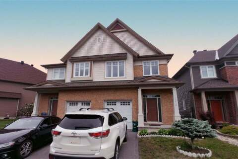 Property for rent at 1576 Carronbridge Circ Ottawa Ontario - MLS: 1194165