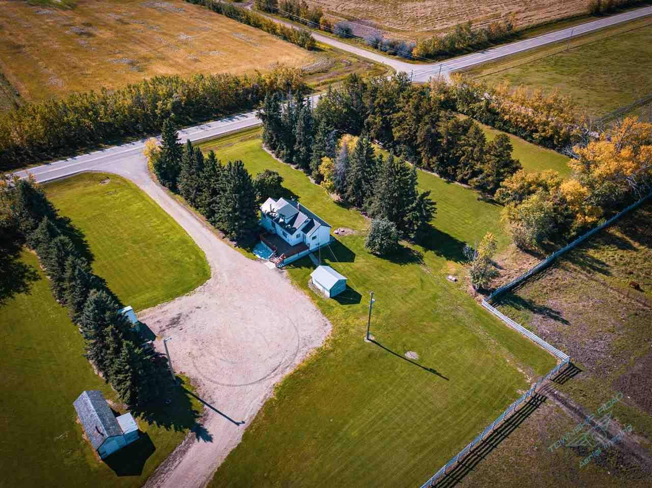 House for sale at 1576 Twp  Rural Leduc County Alberta - MLS: E4166752