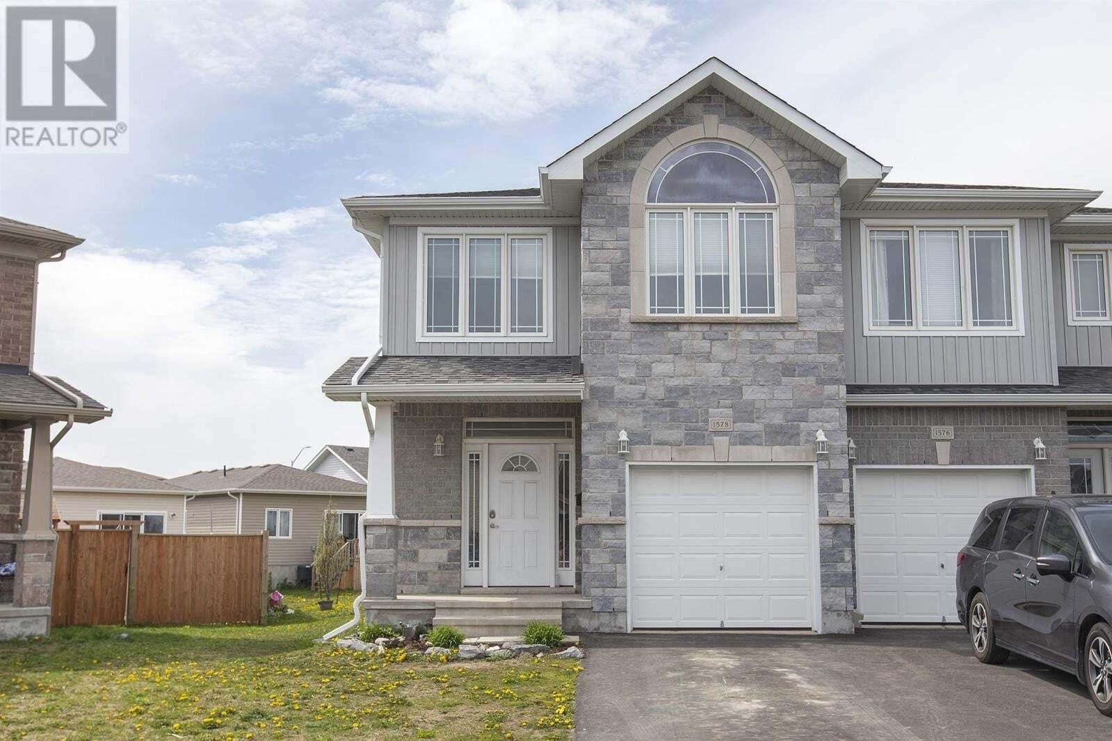 House for sale at 1578 Davenport Cres Kingston Ontario - MLS: K20003204