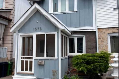 Townhouse for rent at 1578 Dundas St Toronto Ontario - MLS: E4676526