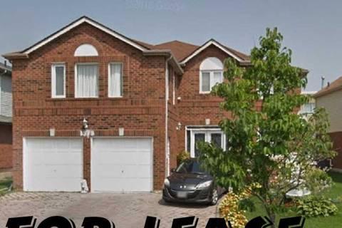 House for rent at 1578 Major Oaks Rd Pickering Ontario - MLS: E4672079