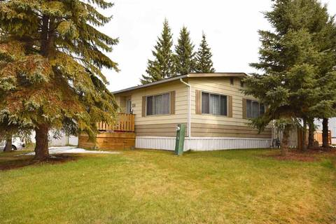 Residential property for sale at 53222 272 Rd Unit 158 Rural Parkland County Alberta - MLS: E4154776