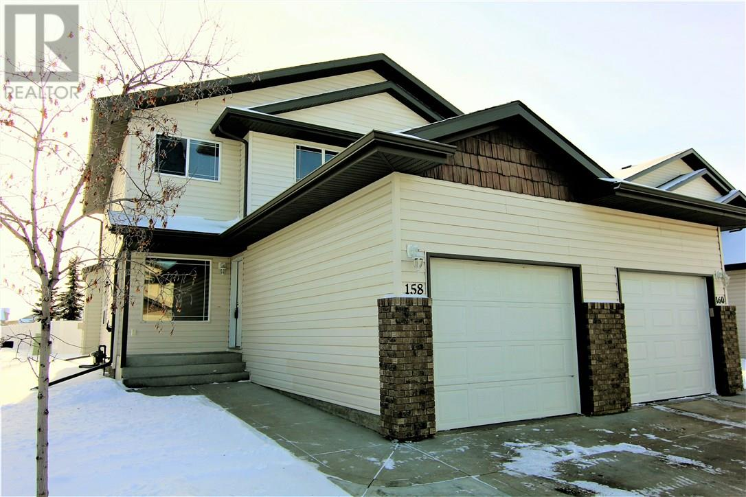 For Sale: 158 - 6220 Orr Drive, Red Deer, AB | 3 Bed, 3 Bath Townhouse for $219,900. See 14 photos!