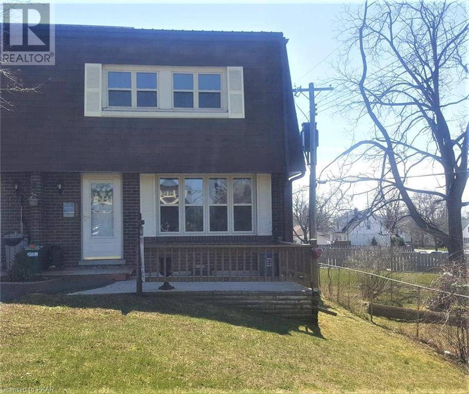 Townhouse for sale at 7 Cromwell St Unit 158 Campbellford Ontario - MLS: 248487