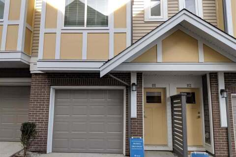 Townhouse for sale at 9718 161a St Unit 158 Surrey British Columbia - MLS: R2484543