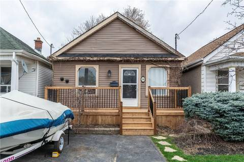 House for sale at 158 Barons Ave N Hamilton Ontario - MLS: H4052257