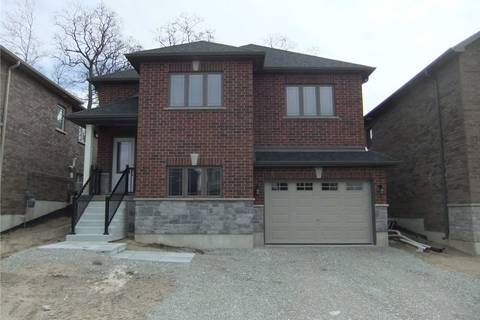 House for sale at 158 Bishop Dr Barrie Ontario - MLS: S4422893