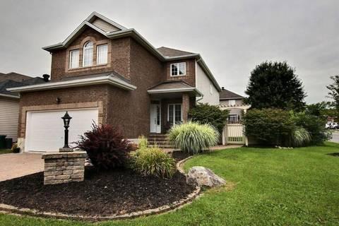 House for sale at 158 Borealis Cres Ottawa Ontario - MLS: 1155462