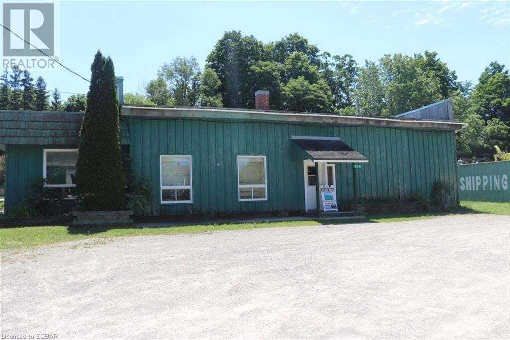 Commercial property for sale at 158 Clark St The Blue Mountains Ontario - MLS: 207172