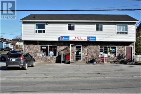 Commercial property for sale at 158 Country Rd Corner Brook Newfoundland - MLS: 1192902