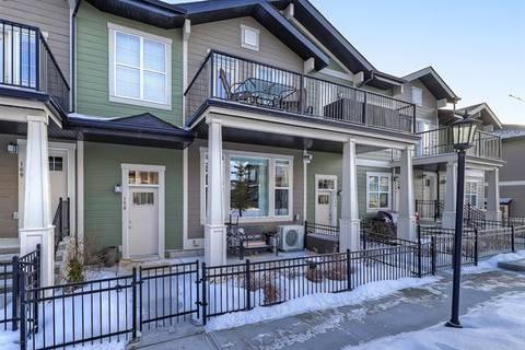 Townhouse for sale at 158 Cranford Walk/walkway Southeast Calgary Alberta - MLS: C4287179
