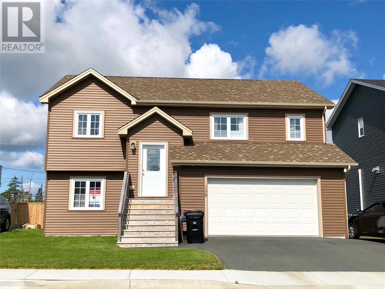 House for sale at 158 Diamond Marsh Dr St. John's Newfoundland - MLS: 1209122