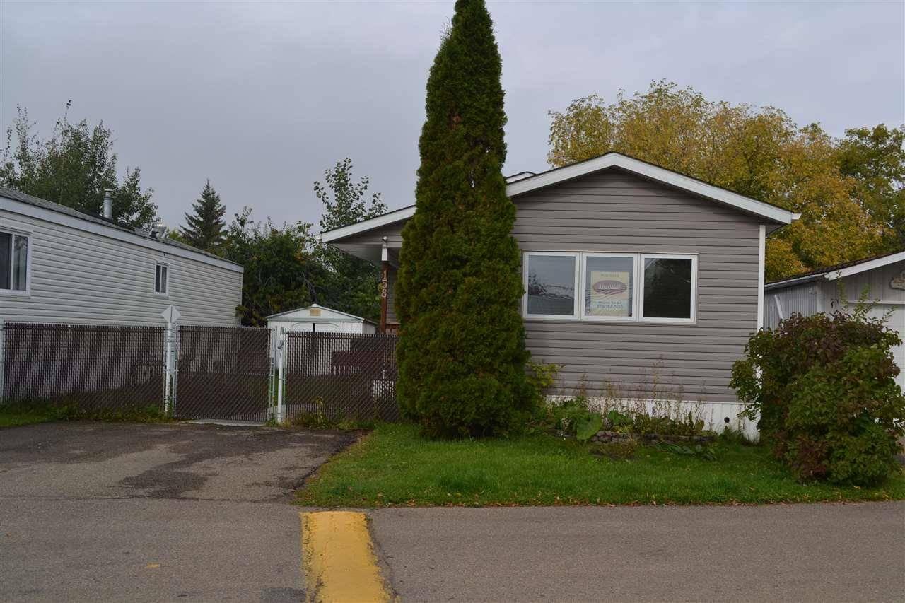 Residential property for sale at 158 Evergreen Pk Ne Edmonton Alberta - MLS: E4172177