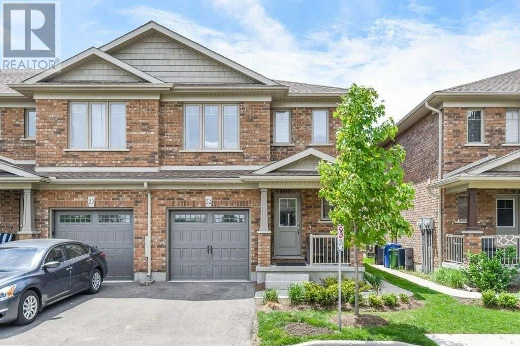 Townhouse for sale at 158 Fife Rd Guelph Ontario - MLS: 30809088