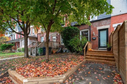 Townhouse for sale at 158 Galt Ave Toronto Ontario - MLS: E4969001