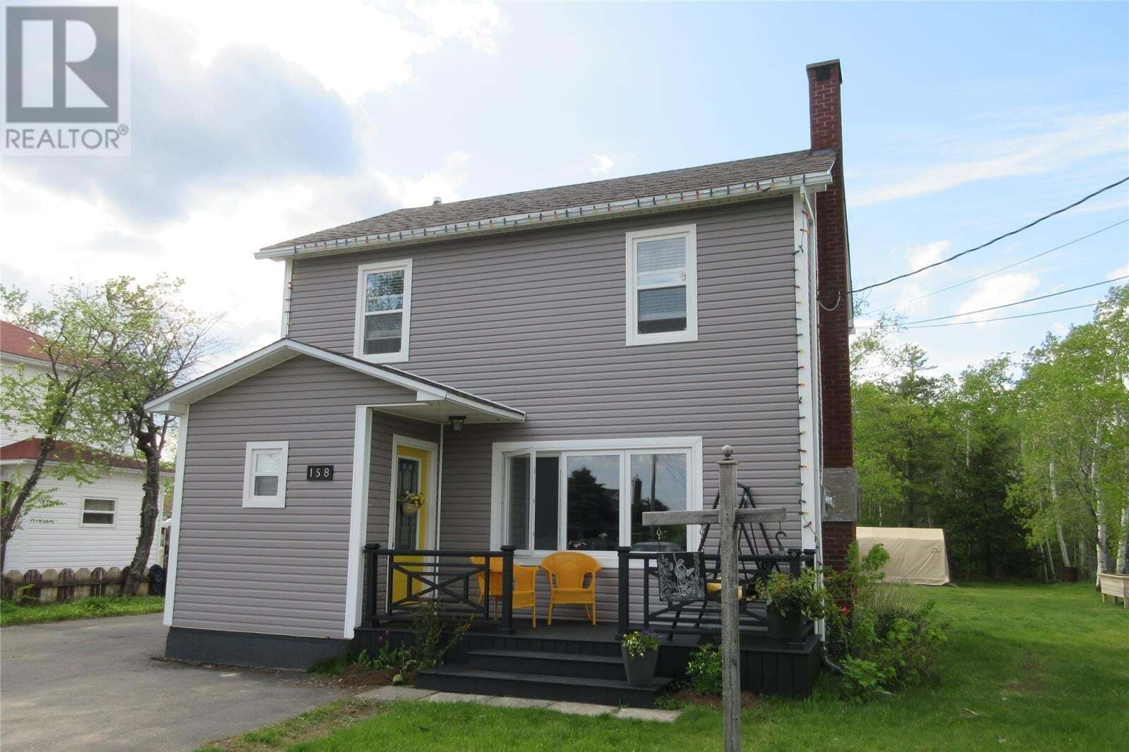 House for sale at 158 Main St Bishop's Falls Newfoundland - MLS: 1212373