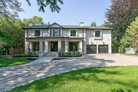 House for sale at 158 Maple Grove Dr Oakville Ontario - MLS: W4807412