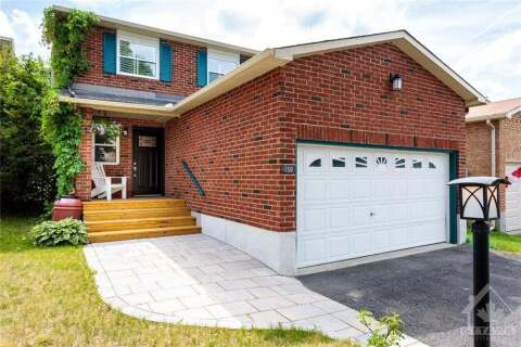 House for sale at 158 Mccurdy Dr Ottawa Ontario - MLS: 1199521
