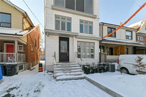 House for rent at 158 Northcliffe Blvd Toronto Ontario - MLS: C4681485