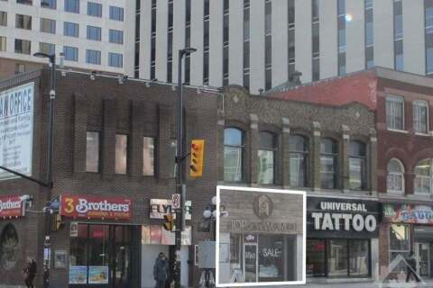 Commercial property for lease at 158 Rideau St Ottawa Ontario - MLS: 1210502