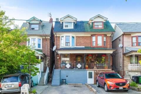 Townhouse for sale at 158 Rosemount Ave Toronto Ontario - MLS: W4778994