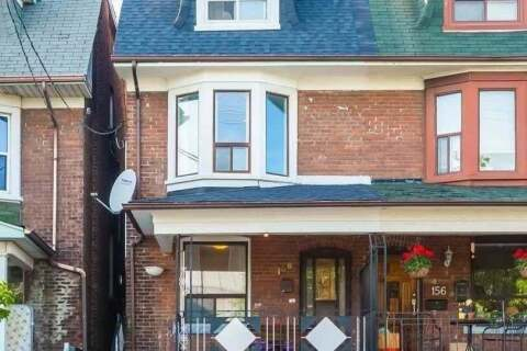 Townhouse for sale at 158 Rosemount Ave Toronto Ontario - MLS: W4921432