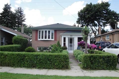 House for sale at 158 Sedgemount Dr Toronto Ontario - MLS: E4528100