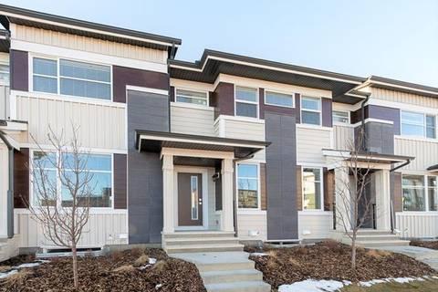 Townhouse for sale at 158 Skyview Circ Northeast Calgary Alberta - MLS: C4275997
