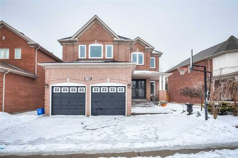 House for sale at 158 Sweet Water Cres Richmond Hill Ontario - MLS: N4408283