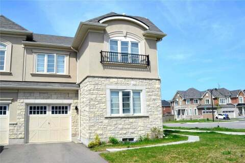 Townhouse for rent at 158 Thomas Phillips Dr Aurora Ontario - MLS: N4770009
