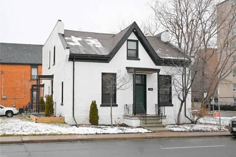 Townhouse for sale at 158 Wellington St Hamilton Ontario - MLS: X4703337