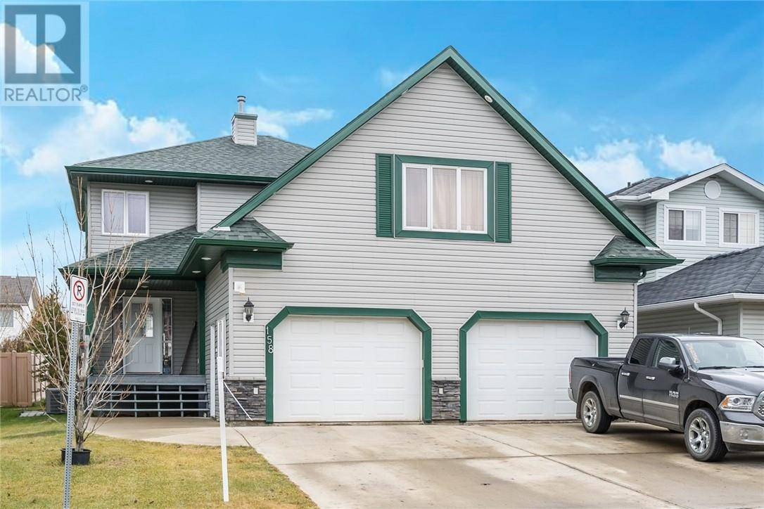 House for sale at 158 Williams Pl Fort Mcmurray Alberta - MLS: fm0180708