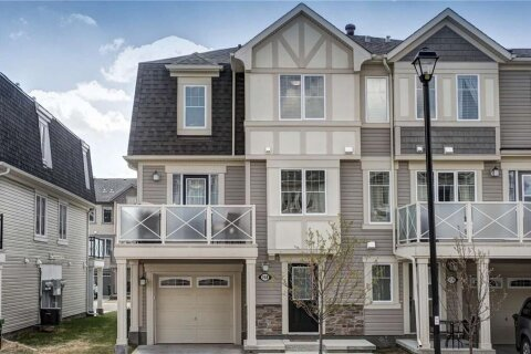 Townhouse for sale at 158 Windstone Me SW Airdrie Alberta - MLS: C4295967