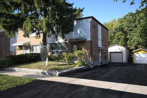 Townhouse for sale at 158 Woodfern Dr Toronto Ontario - MLS: E4918251