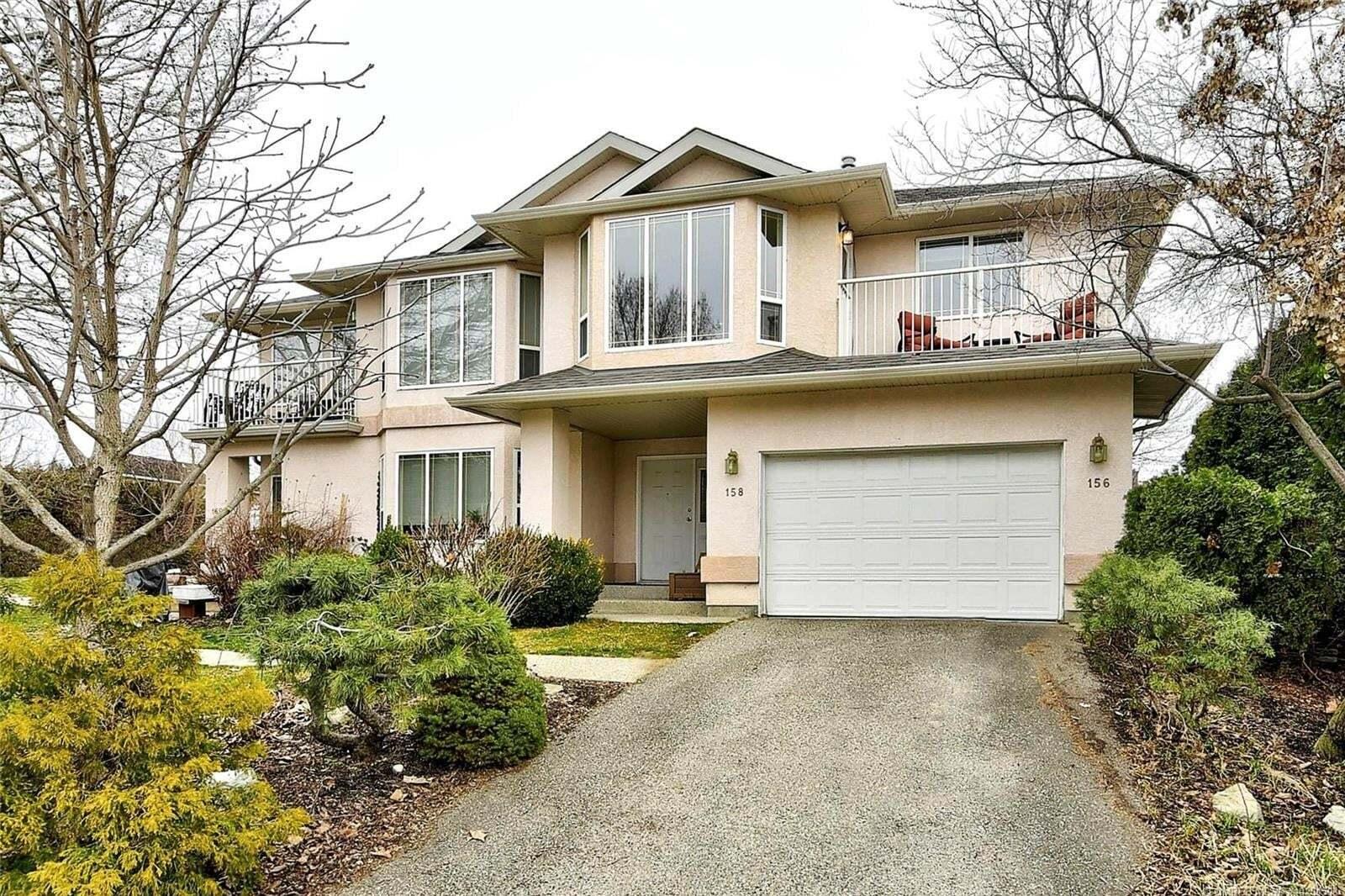 Townhouse for sale at 158 Wyndham Cres Kelowna British Columbia - MLS: 10201503