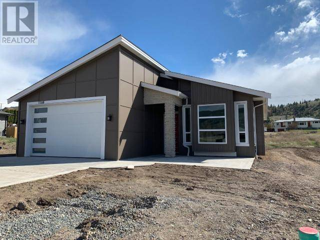House for sale at 1580 Chestnut Ave  Merritt British Columbia - MLS: 155843