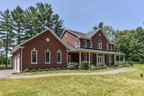 House for sale at 1580 Ridge Rd Oro-medonte Ontario - MLS: S4552213