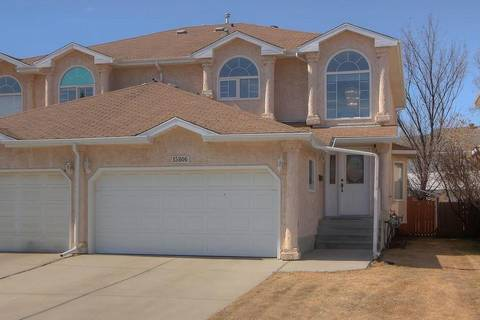 Townhouse for sale at 15806 67b St Nw Edmonton Alberta - MLS: E4152636