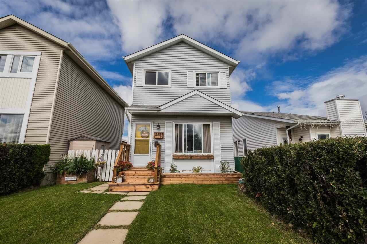 House for sale at 15806 84 St NW Edmonton Alberta - MLS: E4206395