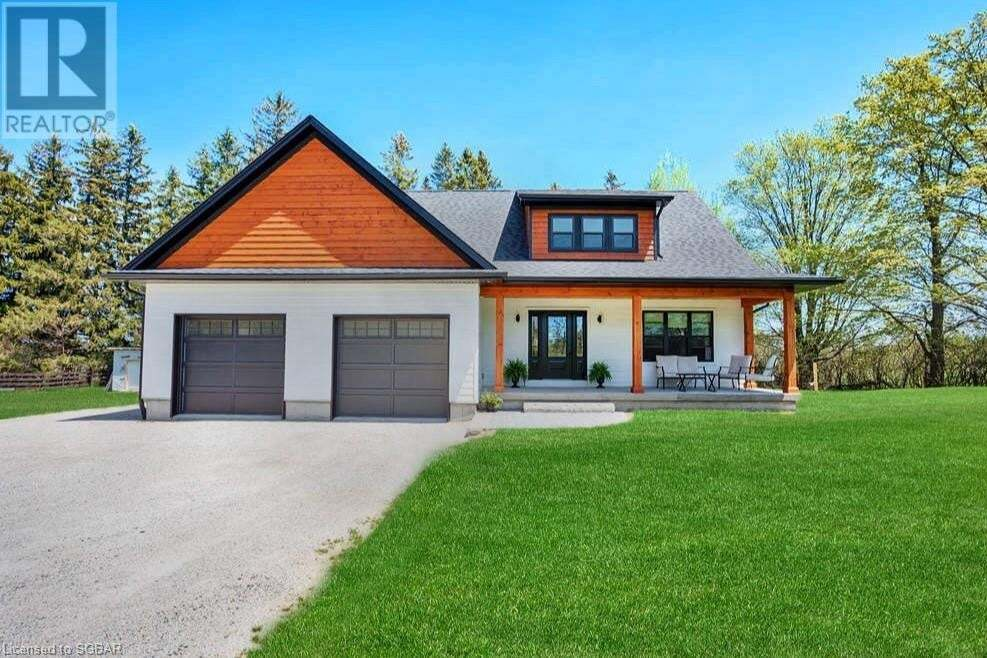House for sale at 158067 7th Line Meaford Ontario - MLS: 261416