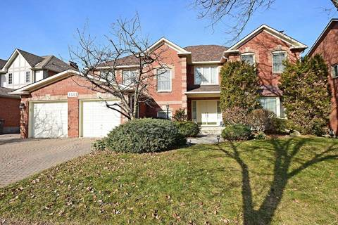 House for sale at 1581 Hollywell Ave Mississauga Ontario - MLS: W4672319