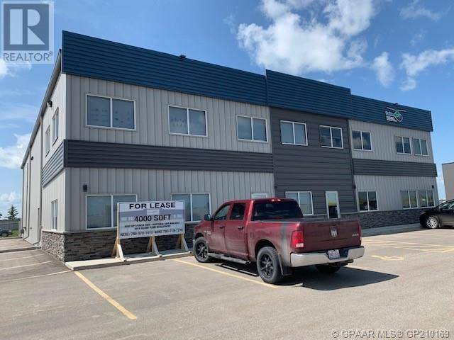 Commercial property for lease at 15810 102 St Grande Prairie, County Of Alberta - MLS: GP210169
