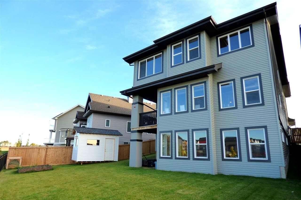 House for sale at 15812 13 Av SW Edmonton Alberta - MLS: E4212715