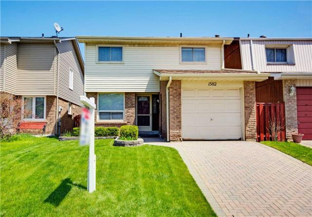 For Sale: 1582 Geta Circle, Pickering, ON   3 Bed, 3 Bath Home for $599,000. See 19 photos!