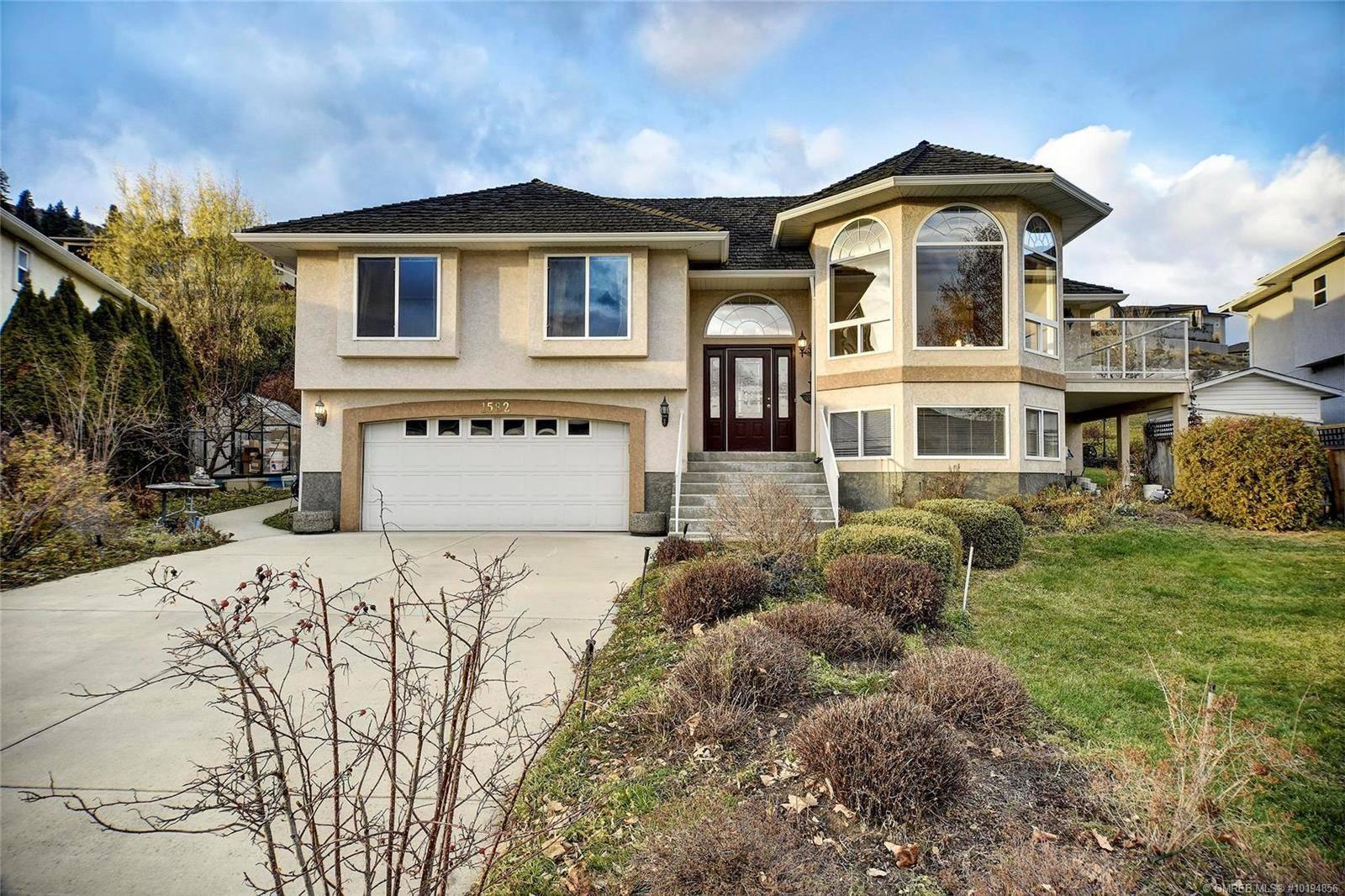 House for sale at 1582 Lindsay Dr Kelowna British Columbia - MLS: 10194856