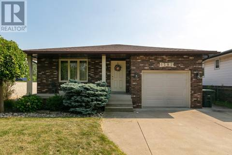 House for sale at 1582 Rosati Dr Lasalle Ontario - MLS: 19021657