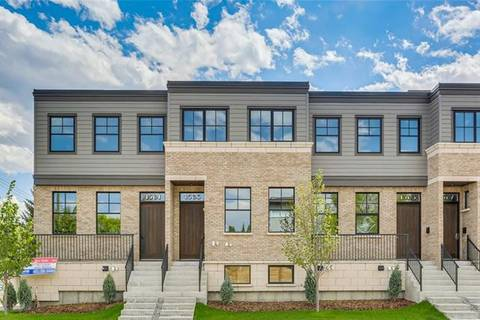 Townhouse for sale at 1583 38 Ave Southwest Calgary Alberta - MLS: C4252802