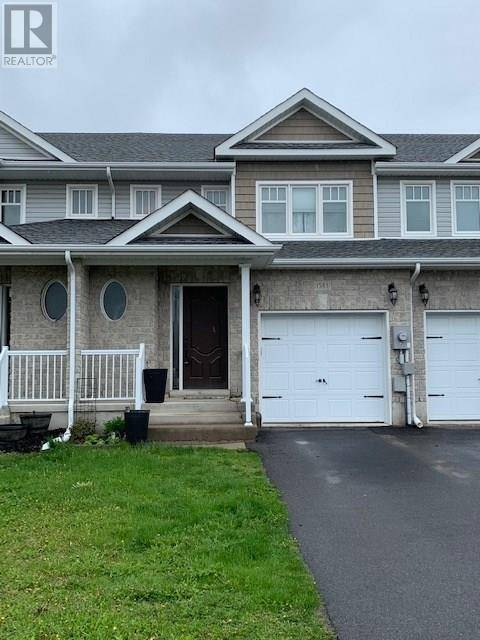 Townhouse for sale at 1583 Crimson Cres Kingston Ontario - MLS: K19003003