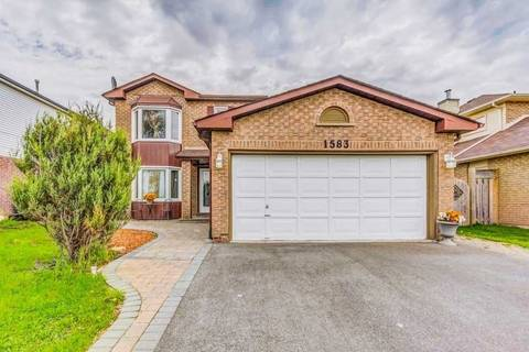 House for sale at 1583 Dellbrook Ave Pickering Ontario - MLS: E4452180